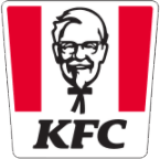 The Logo of KFC Curacao